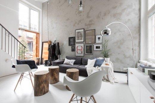 Blog - 5 tips om jouw woonkamer industrieel in te richten!